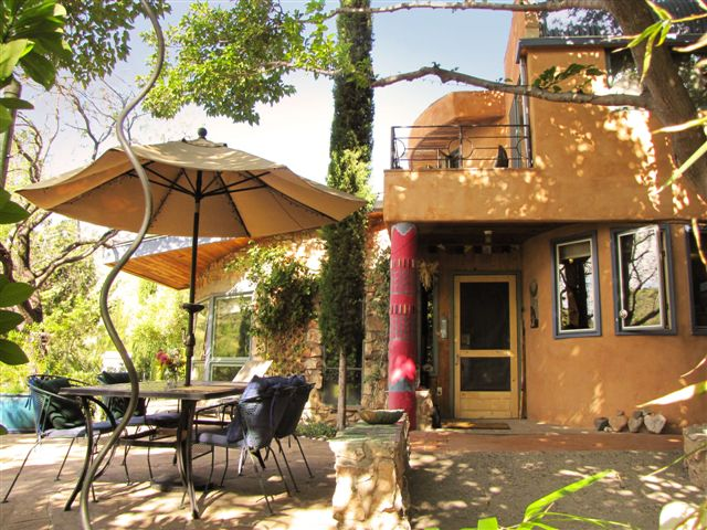 Mescal Canyon Retreat @ Candlewood B & B, Clarkdale, Arizona