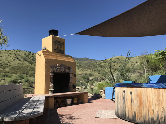 Mescal Canyon Retreat @ Candlewood B&B, Clarkdale, AZ